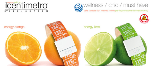 IL CENTIMETRO - ENERGY ORANGE - MATT WHITE