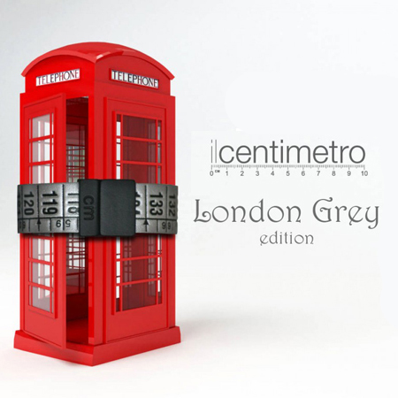 Centimetro London Grey